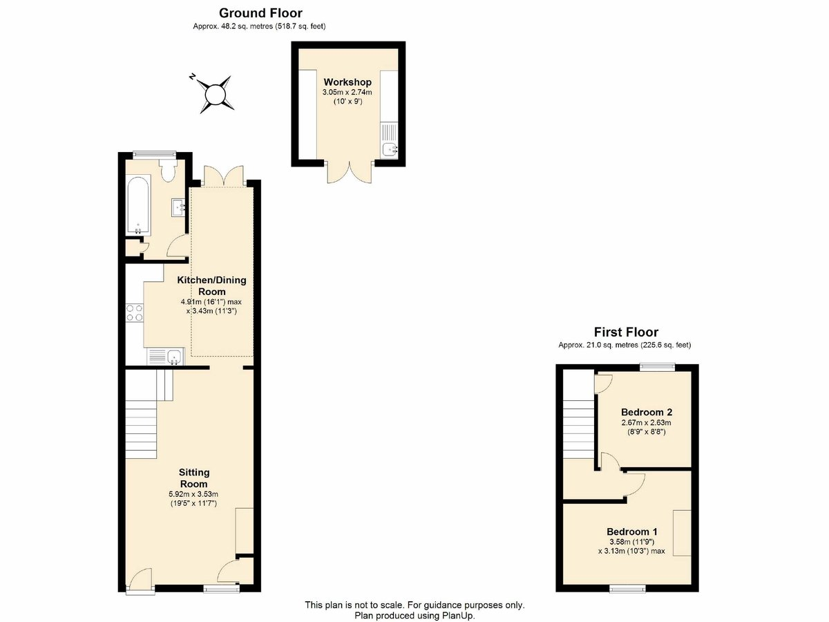 2 bedroom  House for sale in Gloucestershire - Slide-18