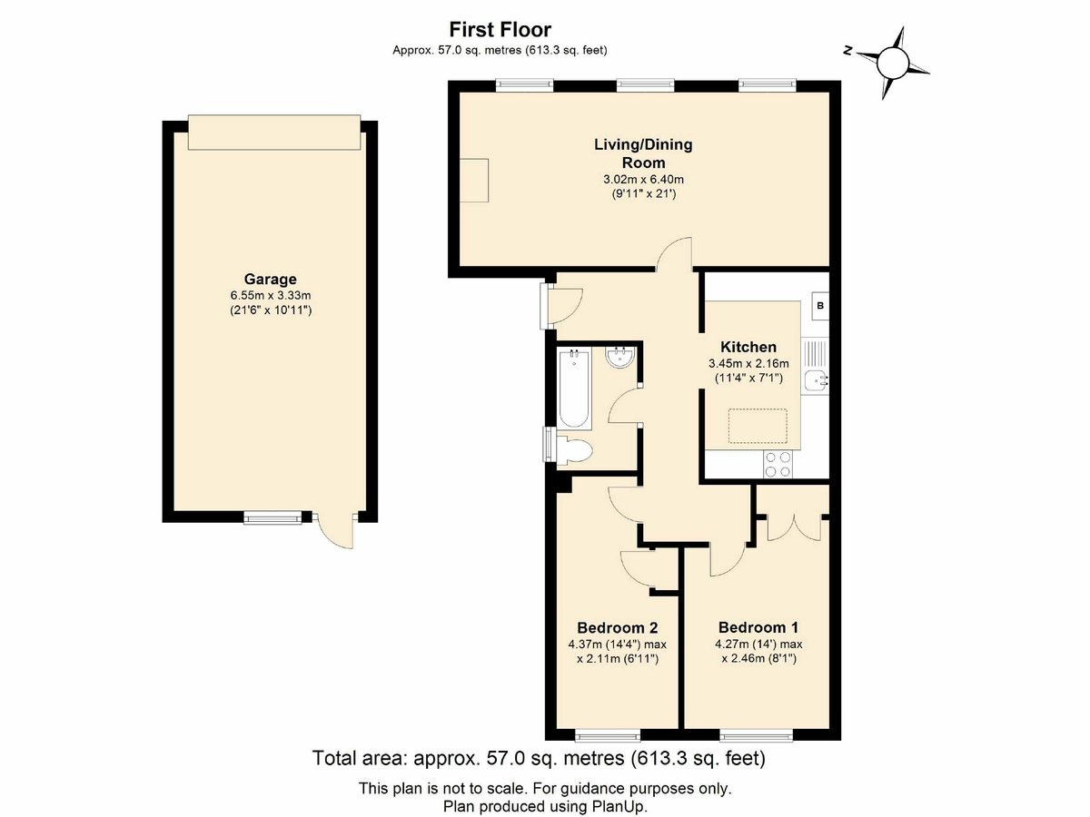 2 bedroom  Flat/Apartment for sale in Gloucestershire - Slide-16