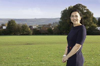 Felsa Jacka-Slater, Senior Sales Negotiator, Leckhampton estate agents