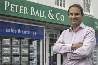 Julian Carter, Area Manager, Cheltenham estate agents