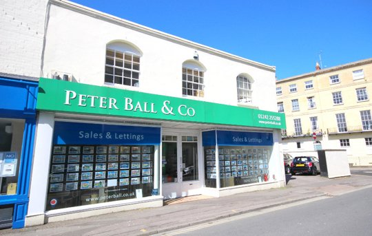 Peter Ball & Co Lettings Estate Agents